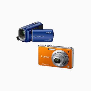 Фотоаппараты и видеокамеры