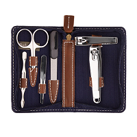 Timberland Canvas Manicure Set