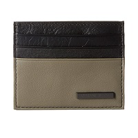 Armani Jeans Leather Porta Carta