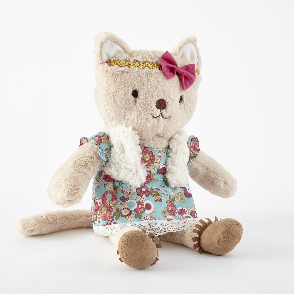 Levtex Baby Kitty Plush