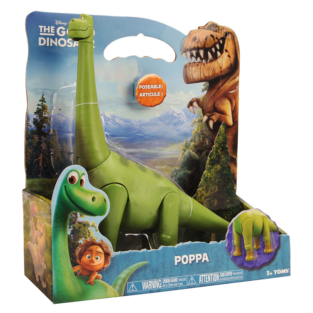 Динозавр The Good Dinosaur 11 Inch Poppa Henry Figure