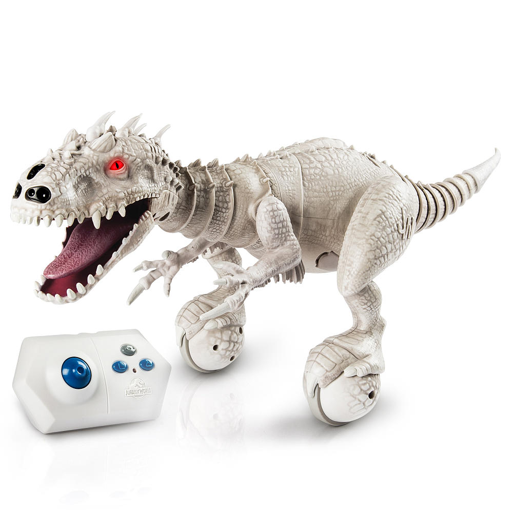 Zoomer Dino Jurassic World - Indominus rex - Collectible Robotic Edition