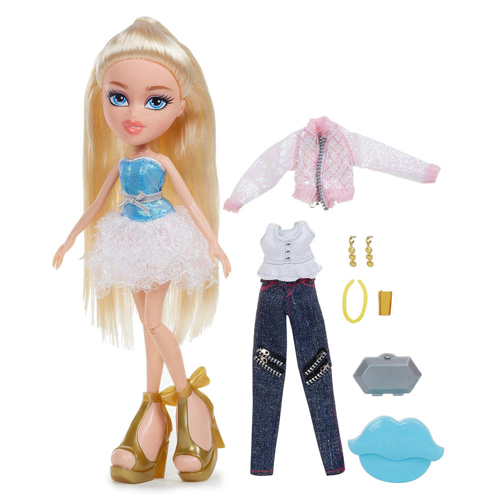 Bratz® Metallic Madness Doll- Cloe